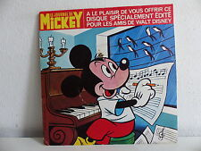 Le journal de Mickey NARCISSO YEPES Jeux interdits BACH Aria MIC 1976