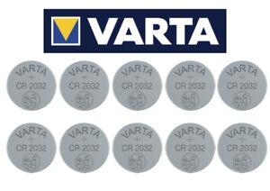 2032 Varta CR2032 10x Batterien Knopfzellen Baterien **NEU**aus 2021** 10 Stück