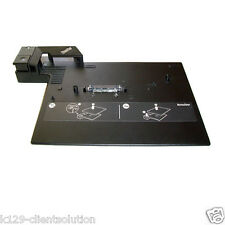 IBM/Lenovo ADVANCED Port Dock 2505 Port Replicator ThinkPad T60 T61 R60 Z60 T500