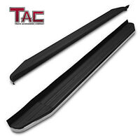 "For 2021 Chevy Tahoe/GMC Yukon 5.5"" Aluminum Black Running Board Side Step Rails"