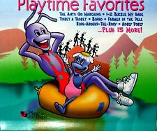 Playtime Favorites Music for Little People NEW! CD, 22 CHILDRENS SONGS SING KIDS
