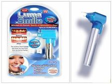 TEETH POLISHER WHITENING STAIN REMOVER WINE TOBACCO COFFEE HOME DENTIST TOOTH