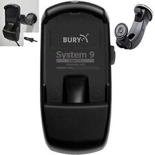 Bury System 9 Active Base  Car Kit for system 9 cradles + Windscreen Mount