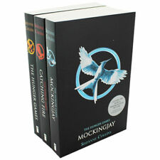 The Hunger Games Trilogy Collection Suzanne Collins 3 Book Set Pack 1 2 3