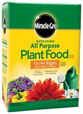 Miracle-Gro All Purpose Plant Food 10-Pound (Plant Fertilizer)