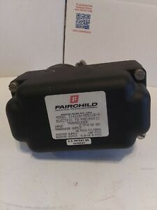 Fairchild Z14318 TB5220-9 Electric to Pneumatic Transducer