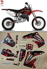 2003 - 2008 GRAPHICS KIT FIT HONDA CR 85 DECALS MOTOCROSS STICKERS DECO CR85