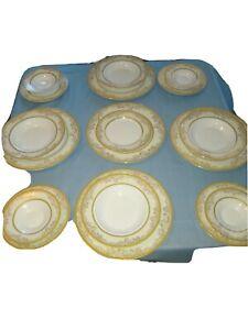 Elegancy Dinnerware fine China 18pc