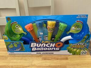 zuro buncho balloons dual launchers,Water fight,water balloons,water balloon gun