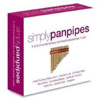 SIMPLY PAN PIPES 4 CD NEW!