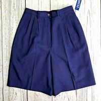 Pendleton Womens Blue Size 10 Walking Shorts                  1539