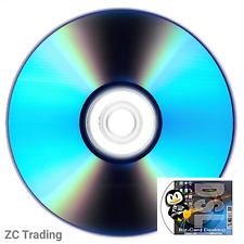 DSL Damn Small Linux 4.4.10 Live CD Bootable Install Installation Disc