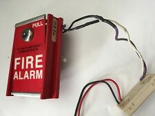 Fci Ms 6 Fire Alarm Pull Station With System Sensor M501m Module
