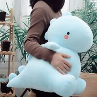 Cartoon soft dinosaur plush toy doll doll cute sleeping pillow creative gift NEW
