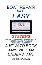 Boat Repair Made Easy -- Systems (Paperback or Softback)