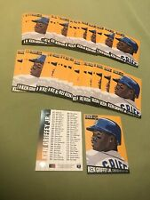 Lot(50) 1994 Upper Deck Ken Griffey Jr Collectors Choice NM+
