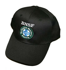 Burlington Northern Santa Fe Intermodal Logo Embroidered Hat [hat03]