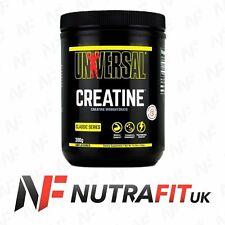 Universal Nutrition monohidrato de creatina 100% Puro