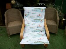 Handmade COVER for IKEA ALME poang chair @ CATH KIDSTON-SHIPS/BOATS #5