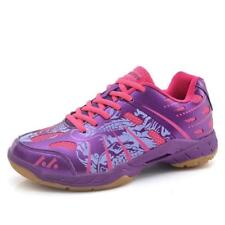 Fashion Womens Colors Tennis Sneakers Indoor Cross Trainer Shoes Badminton Shoes