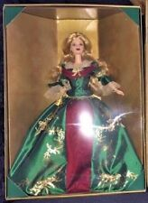 2000 Holiday Treasures Barbie Official Collector's Club