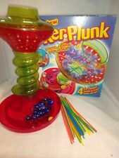 KerPlunk Board Game by Hasbro. Complete  Very Good Condition..