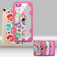 Hybrid Slim Shockproof Cover Bumper Hard Back Case for iPod Touch 5th 6th Gen