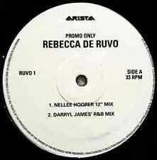 """REBECCA DE RUVO - I Caught You Out (Mixes) (12"""") (Promo) (G/G)"""