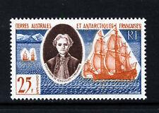 Territorio Antártico francés 1960 Kerguelen archipiélago descubrimiento problema SG 23 estampillada sin montar o nunca montada