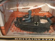 britains military Kettenkrad