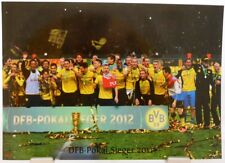 Borussia Dortmund + DFB Pokal Sieger 2012 + Fan Big Card Edition F110 +