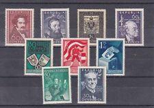 Ö 1950 Jahrgang komplett ohne Flugpost Postfrisch ** MNH € 243,--