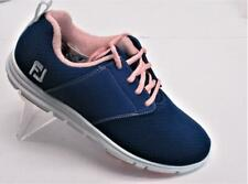 New Size 7.0 M  Womens Footjoy enJoy Mesh Golf shoes blue 95710
