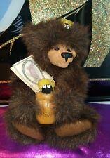 Kimberly Hunt Beezly Bear - Kimbearly's Originals  #19008 by A&A plush .