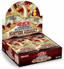 Yu-Gi-Oh OCG Duel Monsters IGNITION ASSAULT BOX JAPAN OFFICIAL IMPORT