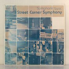 "Street Corner Symphony–Symphonic Tonic (Vinyl 12"" Maxi 33 Tours)"