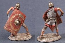 Tin toy soldiers ELITE painted 54 mm Roman legionary with sword