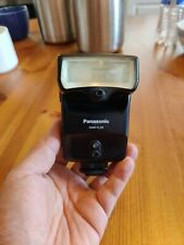 Panasonic DMW-FL28 External Flash for Panasonic DSLR, FZ30 and FZ50