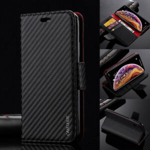 Flip Leather Case Stand Wallet Phone Cover For Samsung S20 FE A51 S9 S8 Plus A70