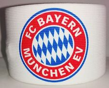 Bayern Munchen Captain Armband Fascia Capitano Munich Germany Spielführer