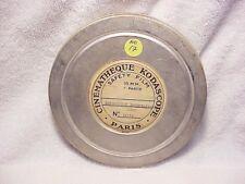 1937 Exposition International | in French | Cinamatheque Kodascope | 16mm | 400'
