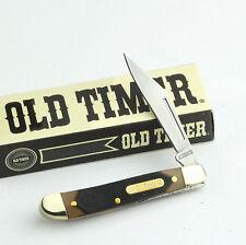 Schrade Old Timer Pal Sawcut Delrin Handle Folding Pocket Knife 12OT