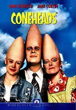 NEW DVD  //  CONEHEADS THE MOVIE // DAN AYKROYD,JANE CURTIN,SATURDAY NIGHT LIVE