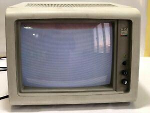 Vintage IBM 5153 Color Display Monitor CRT #3