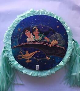 Pinata Aladdin  Birthday Party  Game ..FREE SHIPPING