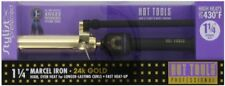 HOT TOOLS 1130 Marcel Curling Iron, Gold/Black, 1 1/4 Inches [Health and Beauty]