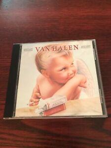 VAN HALEN - 1984 -  CD  - Warner Bros - W2 23985