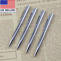 4/6/10 Mini Pocket-size Ballpoint Pen Metal Ballpoint Rotating-Portable Oil Pen