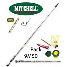 ENSEMBLE COUP CLASSIC MITCHELL AVOCET POWERBACK PUTOVER POLE 9M50