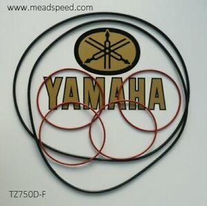 Yamaha TZ750 Cylinder O Ring, 93210-71462-00, 93211-90247, TZ750 Yamaha, TZ750D